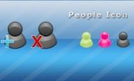 People Icon hinzufügen/löschen in 4 verschiedenen Farben als .png  + 711 mal runtergeladen.