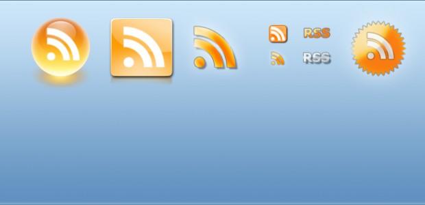 RSS Icons in 32×32 und 64×64 pixel als .png   + 988 mal runtergeladen.