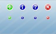 18 Icons im Vista Style in 64×64 px und 32×32 px als .png  + 815 mal runtergeladen.