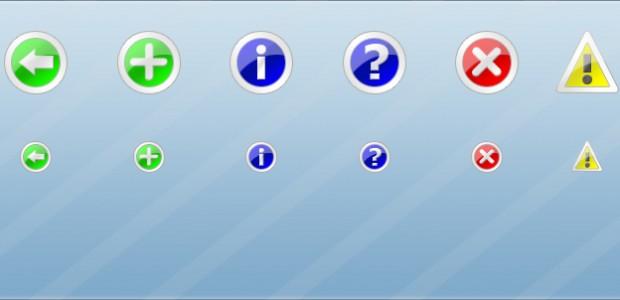 18 Icons im Vista Style in 64×64 px und 32×32 px als .png  + 825 mal runtergeladen.
