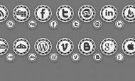 Free Social Media Icons in 32x32px und 64x64px in Pokerchip Optik zum kostenlosen Download. Die Icons sind als .png vorhanden und können frei verwendet werden.  + 883 mal […]