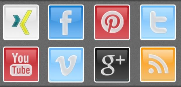 Free Social Media Icons in 125×125 und 32×32 pixel zum kostenlosen Download. Die Social Icons sind als .png vorhanden und dürfen frei verändert und verwendet werden. Die Icons sind […]