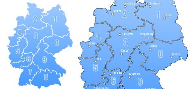 Weil wir schon viele nachfragen im Internet gesehen haben. Gibt es heute eine Deutschlandkarte in Postleitzahlenbereich aufgeteilt zum anklicken. Die Karte ist in 3 verschiedenen Größen und mit einem […]